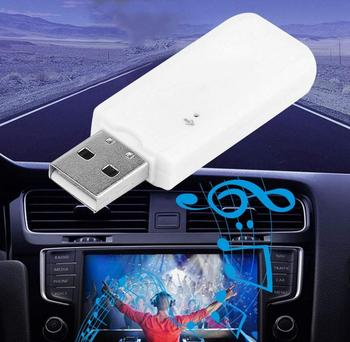 USB Bluetooth Audio Receiver Adapter for Audi A4 B5 B6 B8 A6 C5 C6 A3 A5 Q3 Q5 Q7 BMW E46 E39 E90 E36 E60 E34 E30 F30 F10 image