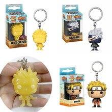 Funko – figurines Pop Naruto SIX chemins KAKASHI, jouets en vinyle, figurines de poche, cadeaux de noël pour enfants, décoration clé, nouveauté