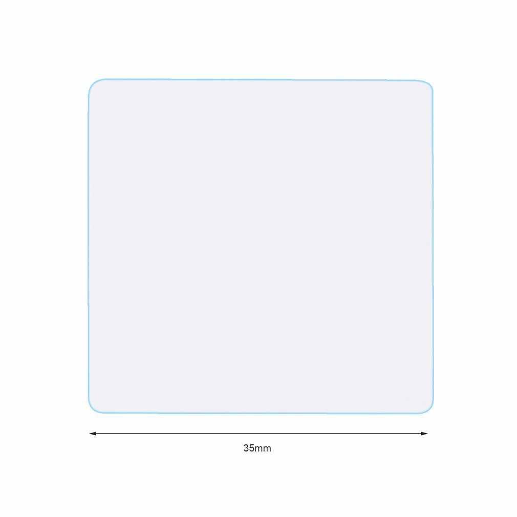 Ultra Thin โปร่งใสหน้าจอ LCD ป้องกันฟิล์ม Anti-รอยขีดข่วน Anti-ฝุ่น UV สำหรับ U8 สมาร์ทนาฬิกา