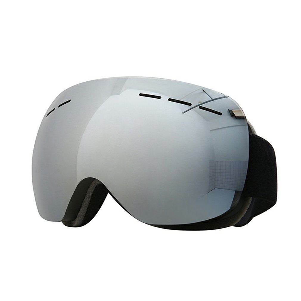 SzBlaZe Unisex Adult Double-layer Anti-fog Ski Goggles UV Protection Ski Glasses For Outdoor Snowboarding Snow Skate Skiing