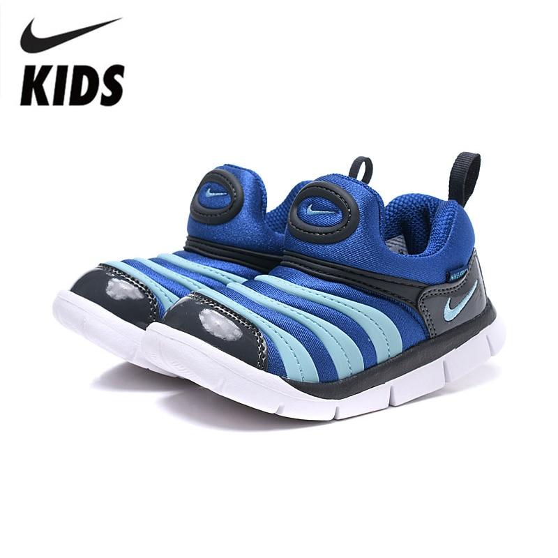 Nike Kids Shoes Dynamo Free (td) Baby Boy Motion Leisure Time Children's Shoes KIDS 343938
