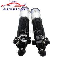 1 par traseiro suspensão a ar amortecedor strut para bmw f01 f02 e35 f04 mola de ar strut 37126796929 37126796930 37126791675