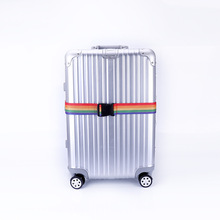 11 Colors Adjustable PP Travel Lock Luggage Straps Protection Belt Accessories Suitcase Packing
