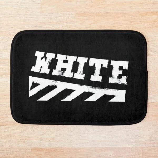 off white men classic bath mat 3d creative dinosaur non slip bath mat for bathroom carpet rug absorbent tapis de bain