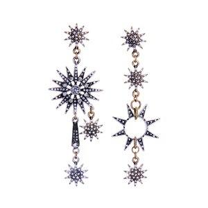 Ювелирные изделия JOOLIM, винтажные сережки в стиле Starburst, высокое качество, серьги оптом, высокое качество