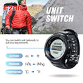 EZON H001H11 Smartwatch блок swich gps шагомер Бег открытый спортивный компас термометр Смарт часы с водонепроницаемым