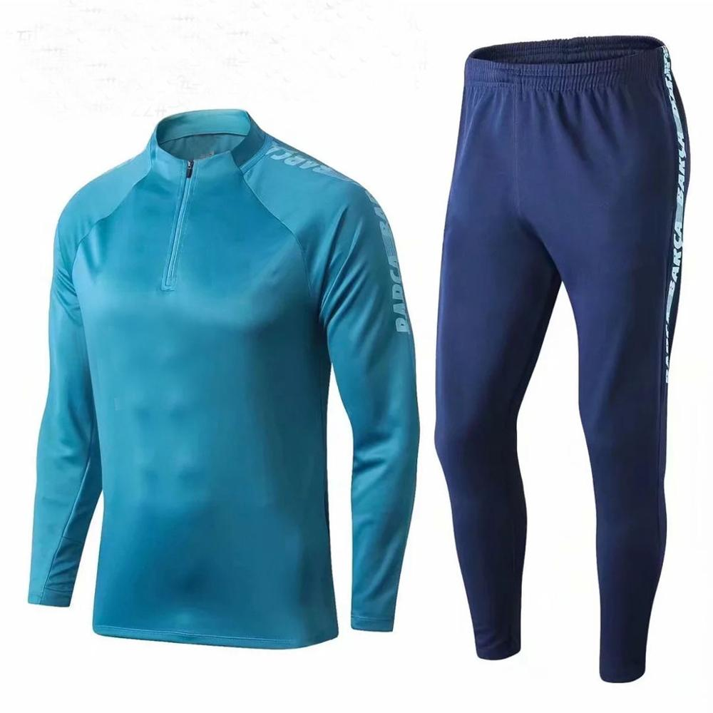 2019 new sports running jacket children 39 s brand long sleeved suit sweatshirt children 39 s fitness sweater coat training set in Running Jackets from Sports amp Entertainment