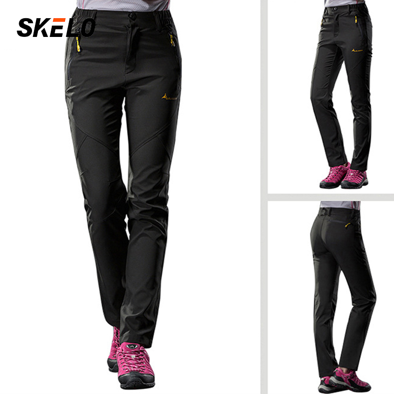 2021 Outdoor Winter Assault Pants Women's Thin Section Thermal Insulation Waterproof Windproof Breathable Climbing Pants