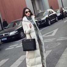 2019 new winter coats plus size white black navy blue win re