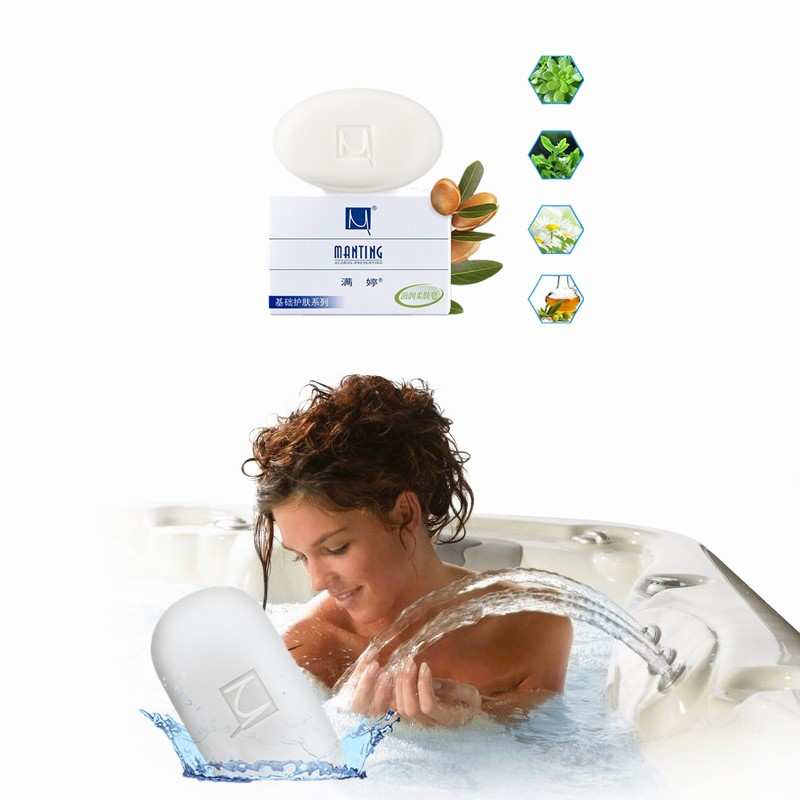Rich Foam Nourishing Soap Control Oil Prevention And Control Of Mite Bacteria Cleansing Deodorizing Bath And Odor Bathing Soap
