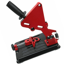 1pc Universal Multi-angle Adjustable Grinder Bracket Variable Cutting Rack Conversion Tool Base Angle Stand Holder witho