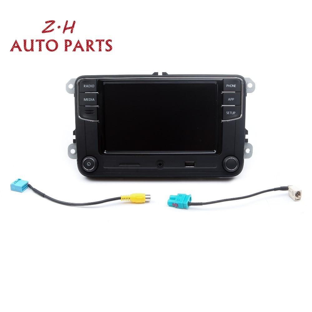 NUOVO 6.5 ''MIB RCD330 Più CarPlay Radio Player 6RD 035 187 B Per VW Golf Jetta Passat B6 Eos polo 1GB di RAM Supporto Bluetooth USB - 3