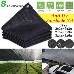 Sunshade-Net Greenhouse-Cover HDPE Garden Outdoor 85%Shading-Rate Plant Car Anti-Uv