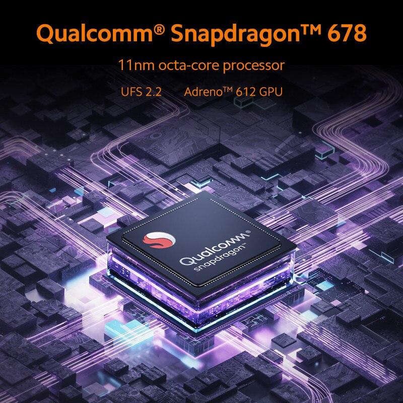 Xiaomi Redmi Note 10 Global Version Smartphone 4GB 64/128GB  Snapdragon 678 6.43'' AMOLED Display 48MP Quad Camera 5000mAh 33W 6