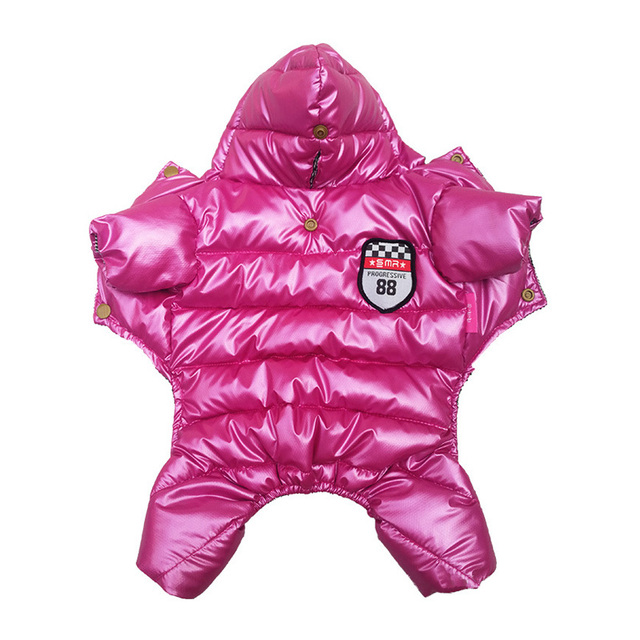 Winter Fashion Puff Hoodie 6