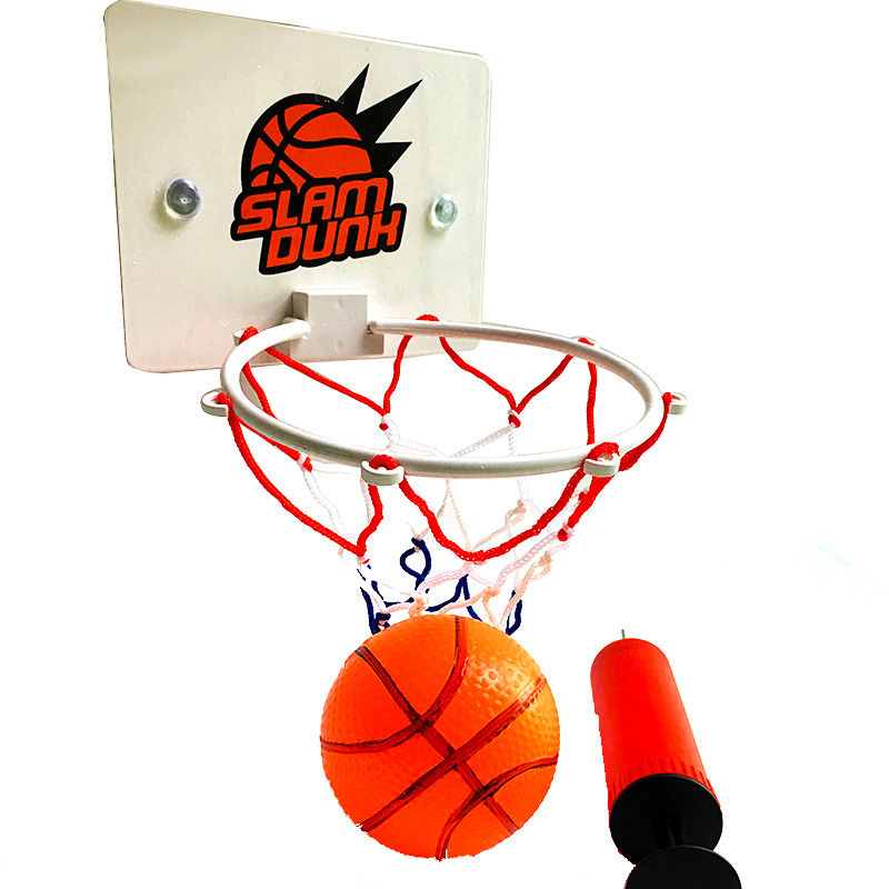 Children's Adult Mini Portable Sucker Cup Swimming Pool Office Bedroom Basketball Stand Toy Indoor Outdoor Playing Sports Gifts