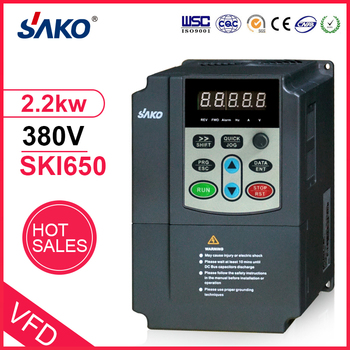Sako 380V 2.2KW Solar Photovoltaic Compressed Pool Water Pump Inverter Power Saver of DC-to-AC 3Phase Output