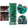 B85 In-line BTC 8x PCIE Multi Graphics Motherboard Mine Board Computers Direct Insertion Eight Card Slot for PC Computers