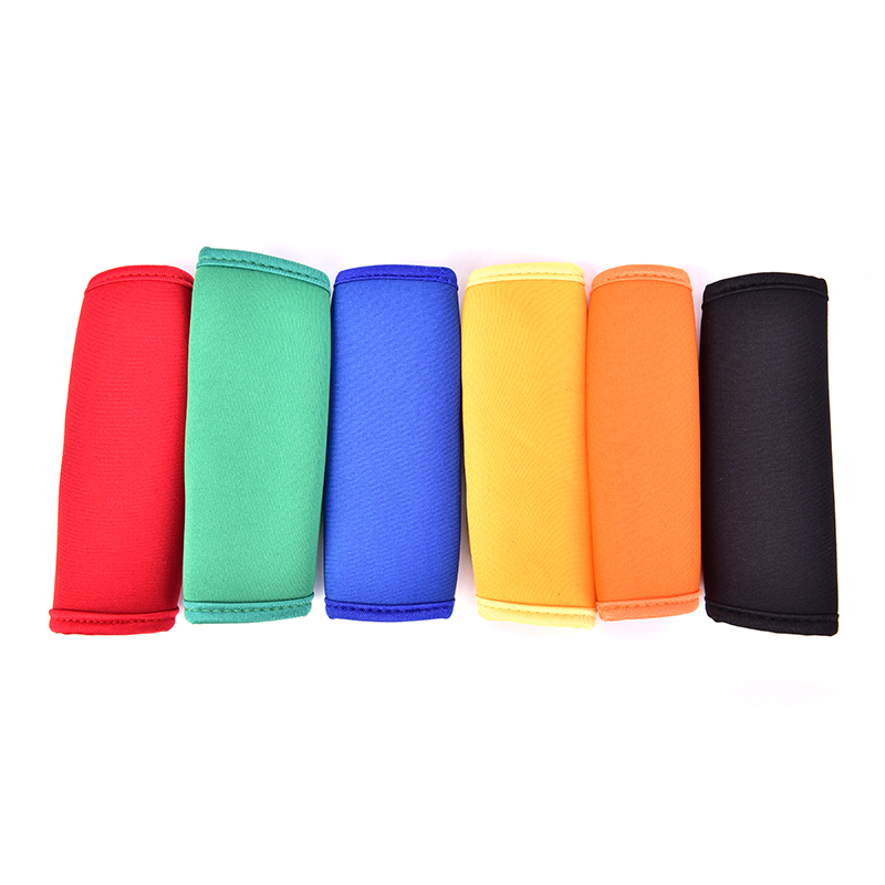 1PCS Trolley Protecting Sleeve Glove Neoprene Suitcase Luggage Handle Cover Travelling Trolley Case Travel Accessories Parts