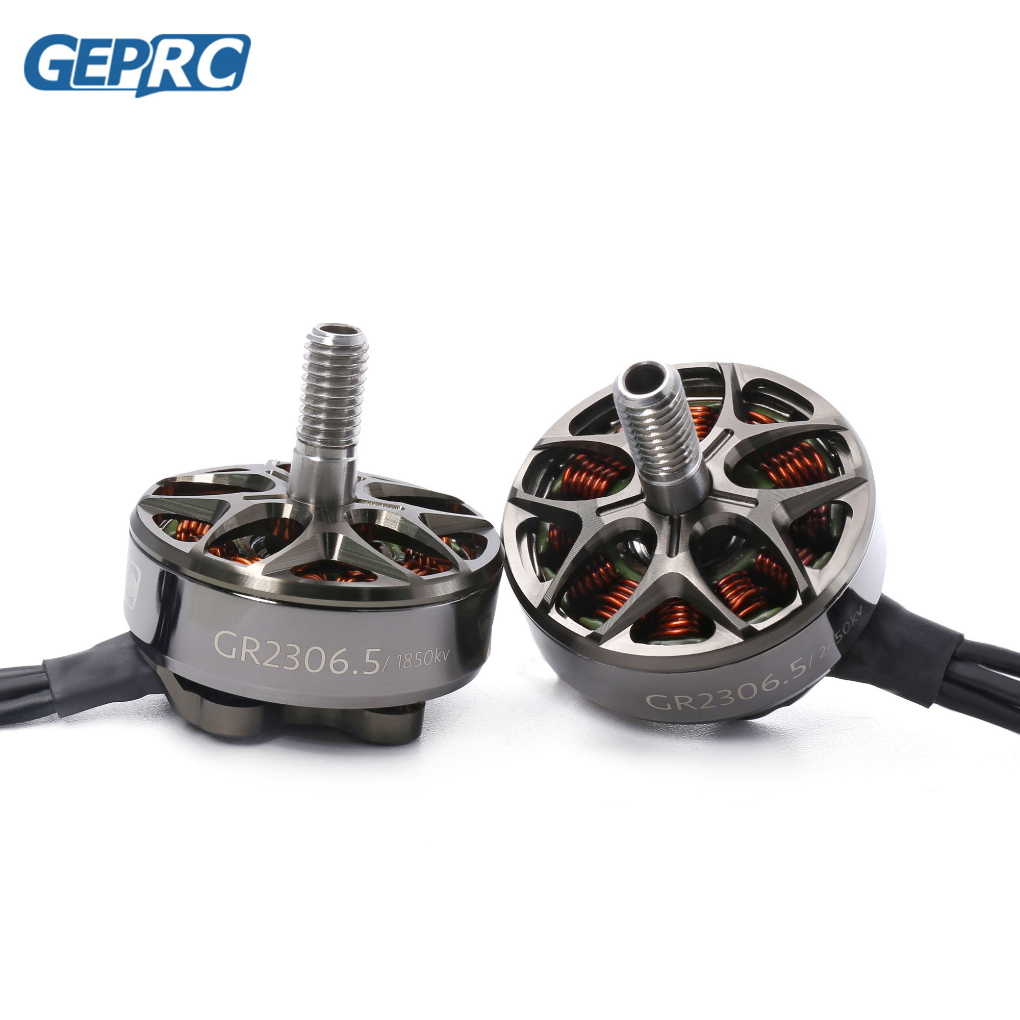 GEPRC GEP-GR2306.5 1350KV-6S 1850KV-6S 2450KV-4S Violence <font><b>Brushless</b></font> Motor for <font><b>FPV</b></font> Racing <font><b>drone</b></font> Quacopter Accessories image
