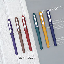 Little White Dot RP15 Color Hot Sale Gel pens Retro Style Quick drying can be used for School Office Gift Stationery Supplies
