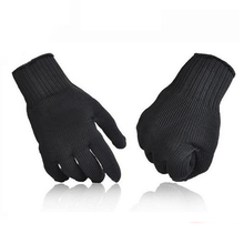 цена на Gardening Gloves Stainless Steel Wire Mesh Gloves Cut Resistant Cut Static Resistance Level 5 Cut Protection