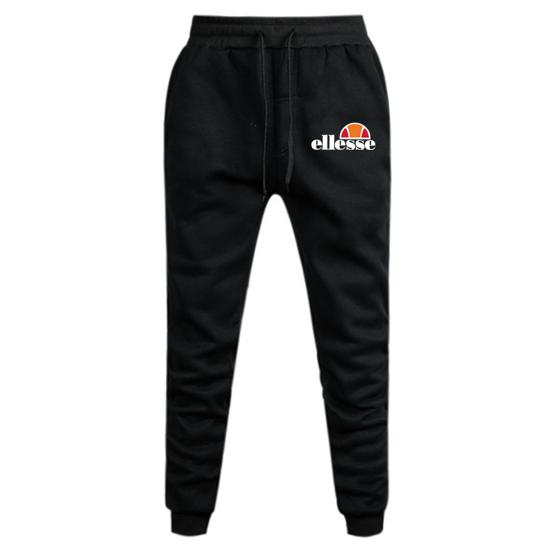 Foreign Trade Ellesse Autumn New Style Men Pants Lettered Joint Men's Trousers Europe And America Casual Beam Leg Men Trousers 3