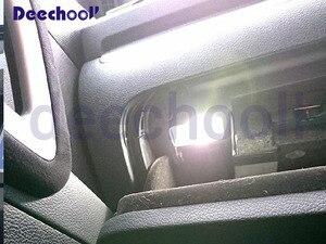 Image 5 - Canbus conduziu a lâmpada da placa de licença do carro + interior cúpula mapa luzes kit lâmpada para volkwagen para vw golf 4 5 6 7 mk4 mk5 mk6 mk7 1998 2018