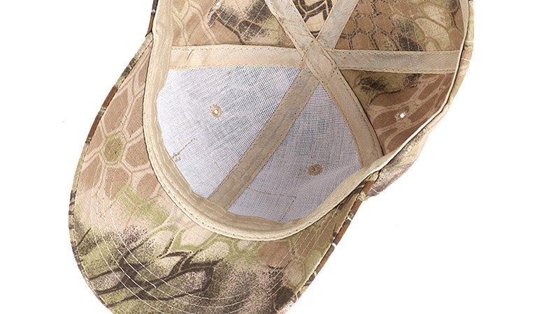 17 Colors Camo Men's gorras Baseball Cap Male Bone Masculino Dad Hat Trucker New Tactical Men's Cap Camouflage Snapback Hat 2020 21