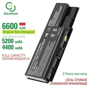Golooloo-batería para portátil, 6 celdas, para Acer Aspire 5942, 6530, 6920, 6930,...