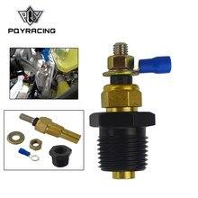Pqy-Koelvloeistof Temp Afzender Sensor Adapter K20 K24 Voor Honda Civic Integra + Hulpstukken Adapter 3/8-1/8NPT PQY-TSU01 + TSU02