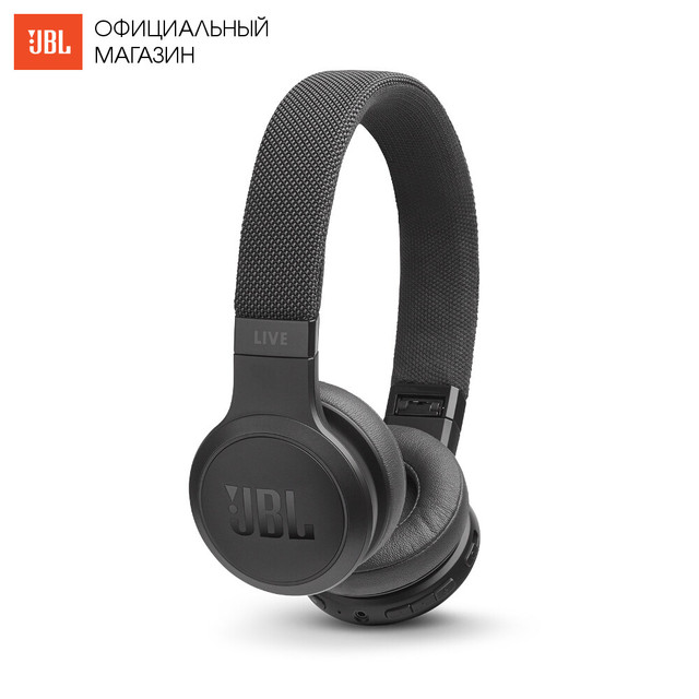 Earphones & Headphones JBL LIVE 400BT Portable Audio headset Earphone Headphone Video with microphone