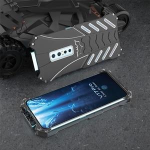 Image 5 - Aluminum Metal Case for VIVO V17 Pro X27 S1 IQOO Pro Z1 Z3 NEX 3 X21 i X21S Y66 Y67 Y79 Y85 Heavy Duty Armor Protect Case Cover