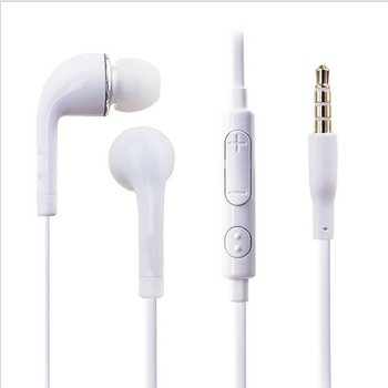 3.5mm Wired In-Ear Earphone Earbud Headset with Mic For Samsung Galaxy S3 SIII i9300 NI5 Smartphone High Quality Headphone with mic supper bass hifi earphone in ear type headset headphone for xiaomi samsung galaxy s3 s4 note3 note 2 s7 n7100 mp3