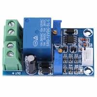 Interruptor automático de baja tensión de la batería de 12 V, interruptor de bajo voltaje, placa de protección de bajo voltaje, módulo de protección de recuperación