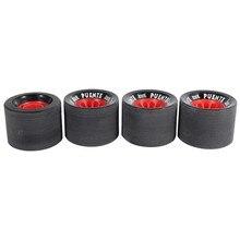 PUENTE 4 unids/set Skateboard Wheels 70x51mm ruedas de PU de patineta Longboard ruedas larga Drift Junta Accesorios