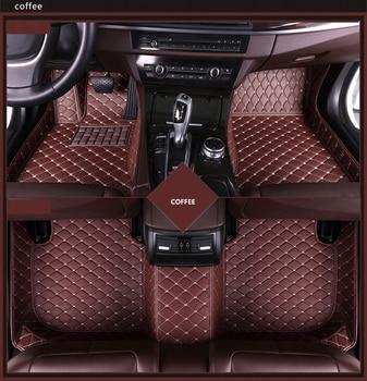 Custom car floor mat for Volvo S40 S80 S60 S90 XC40 XC60 XC90 C30 V60 V40 V90 XC-CLASSIC car accessories auto foot pad styling