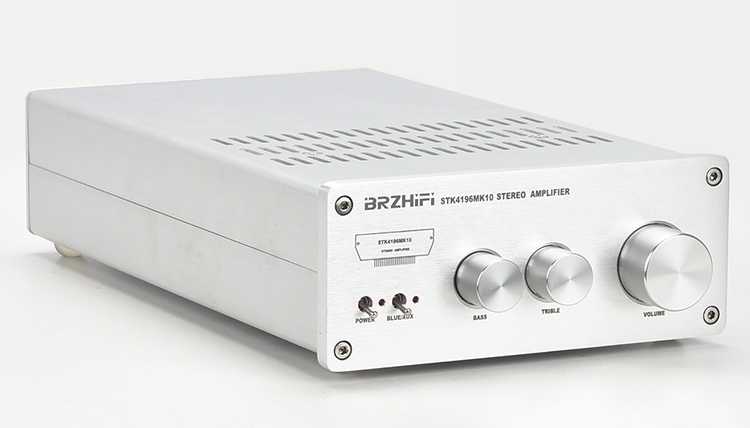 Breeze BRZHIFI New Sanyo Thick Film STK4196MK10 Bluetooth 5.0HIFI Fever Amplifier