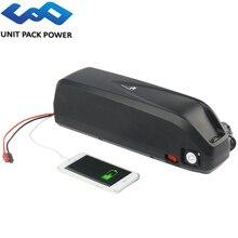 52 в 48 в 36 В 13Ah 15Ah E-Bike литий-ионный аккумулятор для 52 ВОЛЬТ 48 Вольт 36 вольт Bafang 1000 Вт 500 Вт передний/средний/концентратор мотор электровелосипед