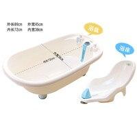 Temperature sensitive Baby Tubs new luxury smart child tub supplies newborn large bath tub