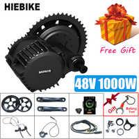 48V 1000W BBSHD Bafang Motor Ebike Kit BBS03 BBS03B Elektrische Fahrrad Conversion Kit 8fun Leistungsstarke 1000w Mitte stick Motor Set