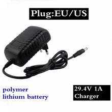 294 v 1a высококачественное зарядное устройство ac100 240v dc