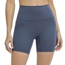Nepoagym – Short d'entrée Taille Haute Pour Femmes, Motard, Doux Et Extensible, Pour l'athlétisme, Le Fitness, 6