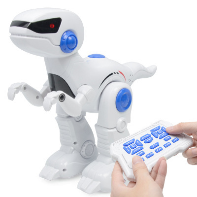 Early Childhood Educational Remote Control Dinosaur T-Rex Model Mech Dinosaur Mechanical Dragon Electric Smart Boy Toy