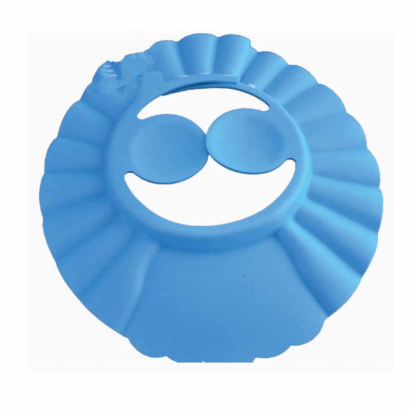ילדים עמיד למים כובע בטוח תינוק מקלחת כובע ילדים אמבט Visor כובע מתכוונן תינוק כובע מקלחת להגן על עיני שיער תינוק מוצרים
