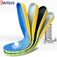 3ANGNI 1 пара пены памяти обуви стельки ортопедические мягкие накладки вкладыши для мужчин женщина