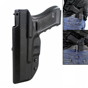 Image 2 - Hunting Glock Holster Ultimate Concealed Carry Waistband Gun Holster for Glock 17 G22 G31 Right Hand
