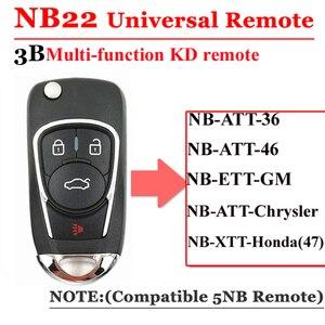 Image 2 - Ücretsiz kargo (5 adet/grup) NB22 evrensel çok fonksiyonlu kd900 uzaktan 4 düğme NB serisi için KD900 URG200 uzaktan Master
