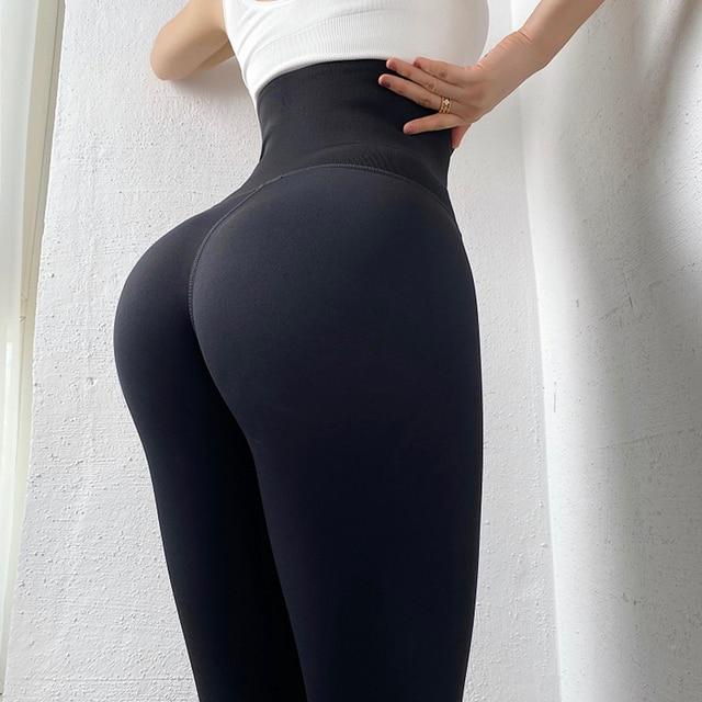 Butt Lifter High Waist Thermal Leggings 8