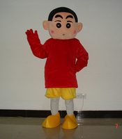Factory direct sale Crayon shin chan Mascot Costume Adult Halloween Birthday party cartoon Apparel Cosplay Costumes